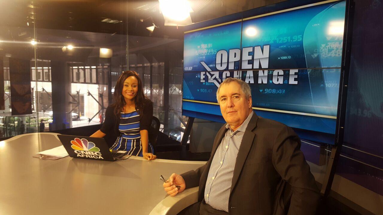 SAP's Simon Carpenter back in studio - CNBC