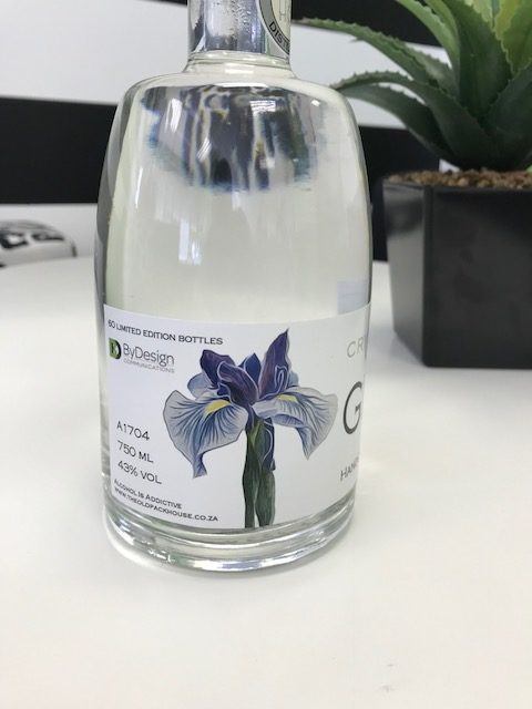 Our own Gin – now a collector's item
