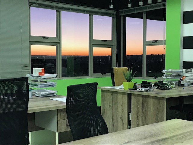 A beautiful new day at ByDesign